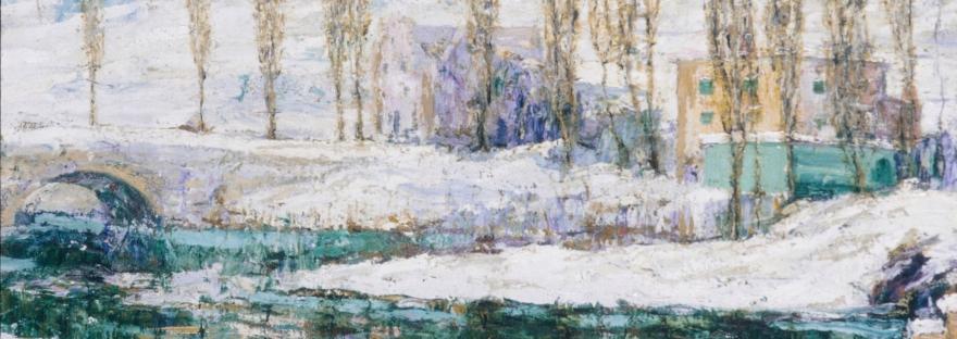 Winter by E. Lawson, Met Open Access