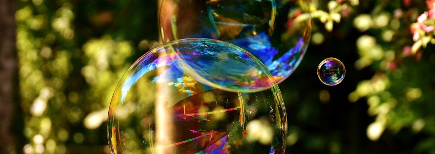 Fun: soap bubbles - Julie Goolsby